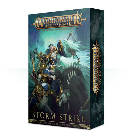 Storm Strike  - Age of Sigmar Starter Set :www.mightylancergames.co.uk