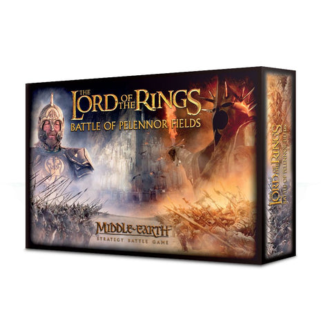 Middle-Earth Strategy Battle Game - Battle of Pelinor Fields: www.mightylancergames.co.uk