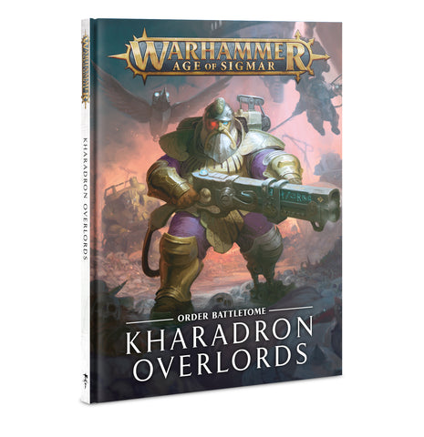 Battletome - Kharadron Overlords (Age of Sigmar) :www.mightylancergames.co.uk