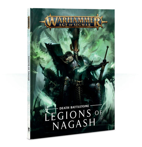 Battletome - Legions of Nagash: www.mightylancergames.co.uk