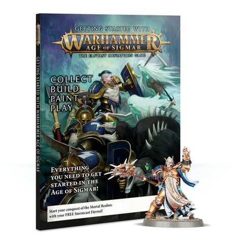 Getting Started With Warhammer Age of Sigmar: www.mightylancergames.co.uk