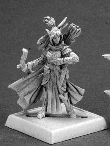 Reaper Pathfinder Minatures - 60099 Shalelu (Version 2): www.mightylancergames.co.uk