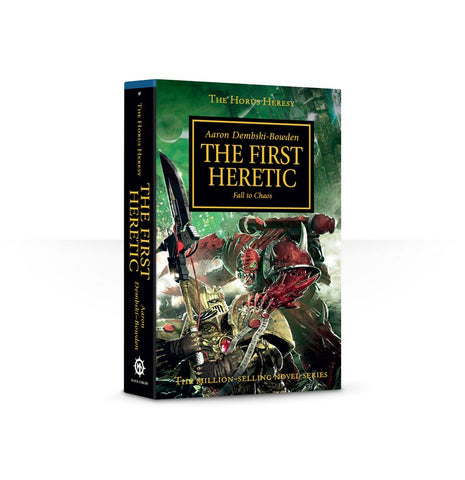 The Horus Heresy: The First Heretic (Paperback)