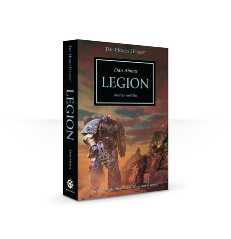 Legion  (Paperback) - The Horus Heresy Book 7