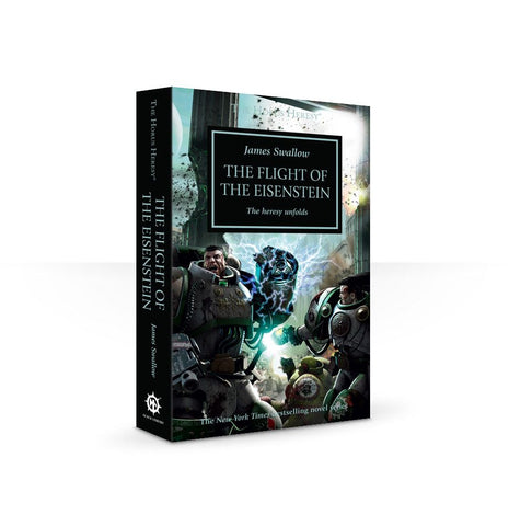 The Flight of the Eisenstein (Paperback) - The Horus Heresy Book 4