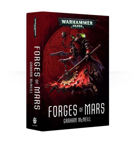 Forges of Mars - Graham McNeil: www.mightylancergames.co.uk
