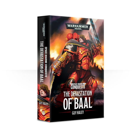 Devastation Of Baal (Paperback)