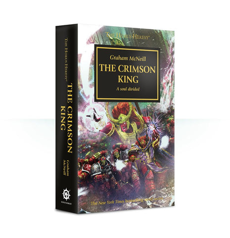 The Crimson King (Paperback) - The Horus Heresy Book 44