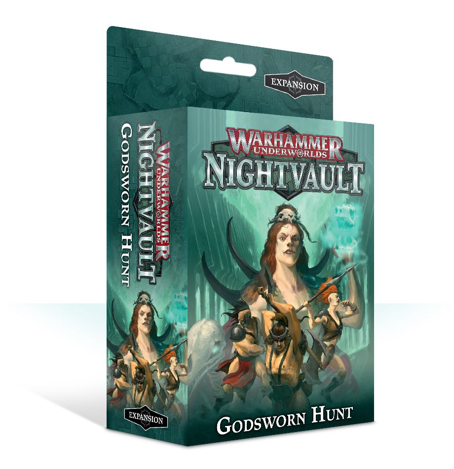 Godsworn Hunt - Warhammer Underworlds/Nightvault :www.mightylancergames.co.uk