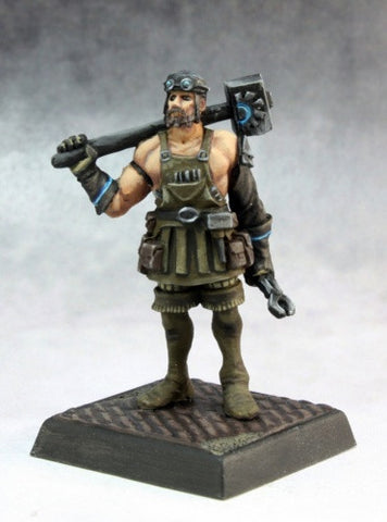 Pathfinder Miniatures - 60151: Ardoc Brotherhood by Bobby Jack