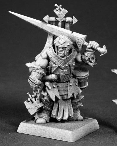 60175: Oloch, Iconic Warpriest: www.mightylancergames.co.uk