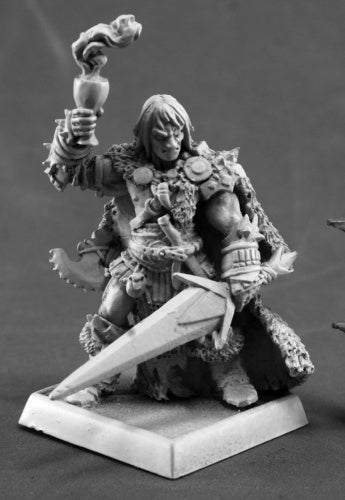 reaper miniatures 60189: Kevoth-Kul, the Black Sovereign