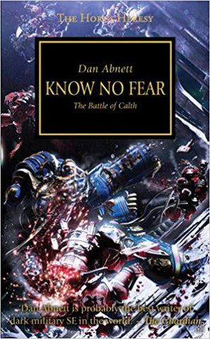 know no fear - www.mightylancergames.co.uk