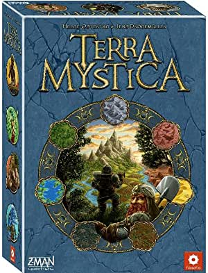 Terra Mystica - Board Games :www.mightylancergames.co.uk