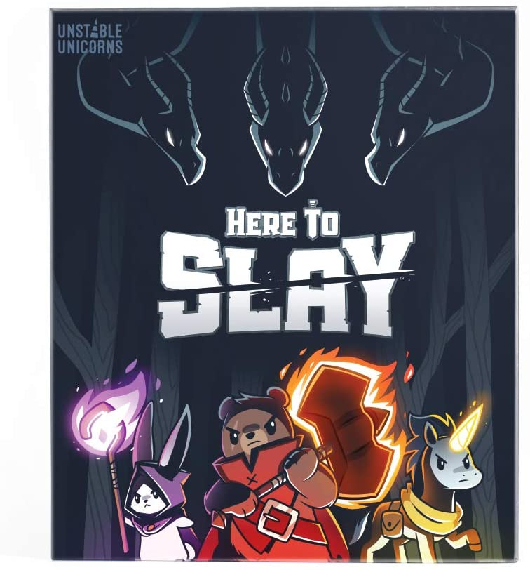 Here To Slay - Card Game