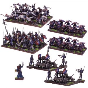 Undead Army - Kings of War :www.mightylancergames.co.uk