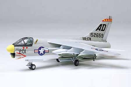 Tamiya 1/100 - L.T.V Corsair II: www.mightylancergames.co.uk