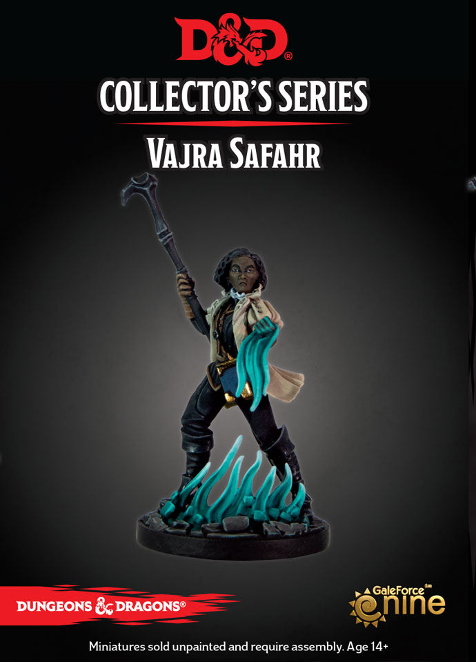 D&D Collector's Series - Vajra Safahr (Dungeons & Dragons): www.mightylancergames.co.uk