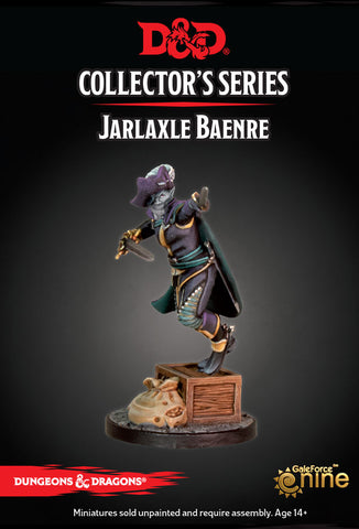 D&D Collector's Series - Jarlaxle Baenre (Dungeons & Dragons): www.mightylancergames.co.uk