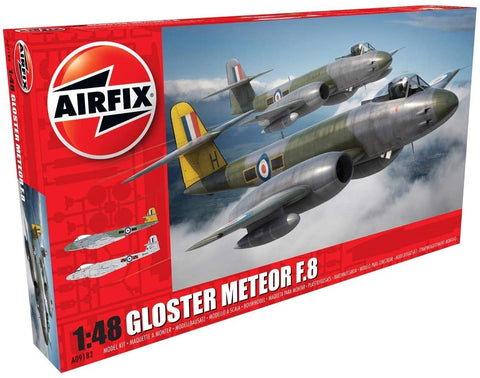 Airfix A09182 Gloster Meteor F8