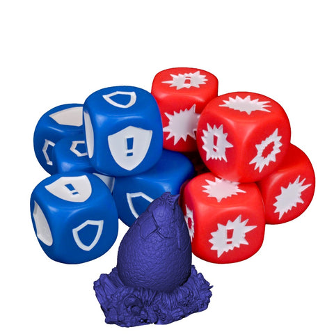 Dice Booster - Star Saga: www.mightylancergames.co.uk