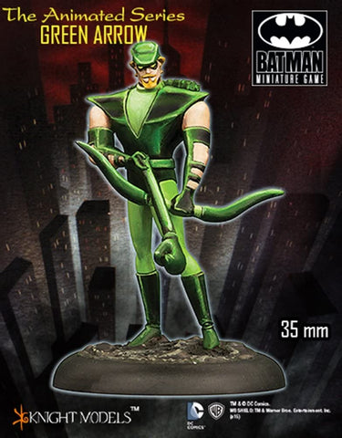 DC Universe: Green Arrow