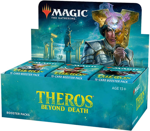 Magic: The Gathering Theros Beyond Death Booster box (32 packs)