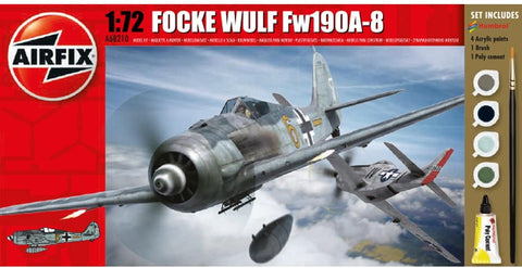 Focke Wulf scale model kit