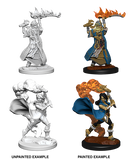 Wizkids Pathfinder Deep Cuts Miniatures: Human Female Cleric : 72601