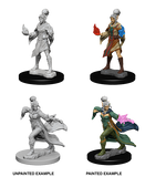 Wizkids Pathfinder Deep Cuts Miniatures: Elf Female Sorcerer : 72606