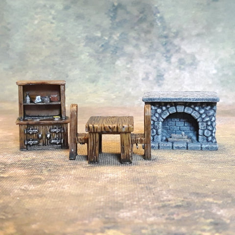 House Accessories [RESIN version]