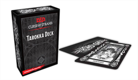 Dungeons & Dragons: Curse of Strahd - Tarokka Deck: www.mightylancergames.co.uk