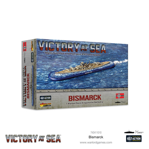 Bismarck - Victory at Sea ***Pre-order for 30th August 2020***