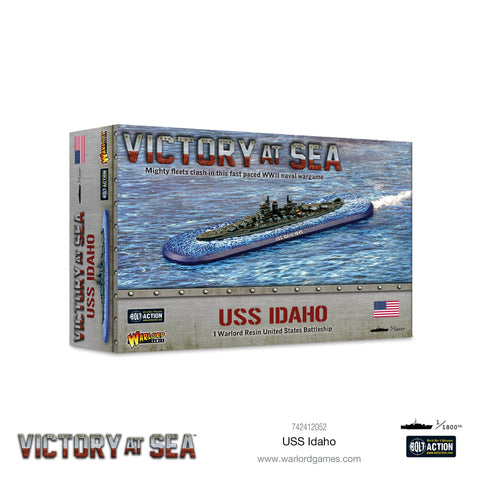 USS Idaho - Victory at Sea ***Pre-order for 30th August 2020***