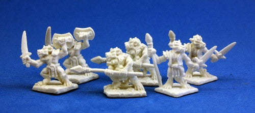 77010 - Kobolds x6 (Reaper Bones) :www.mightylancergames.co.uk
