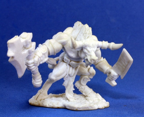 77013 - Minotaur (Reaper Bones) :www.mightylancergames.co.uk