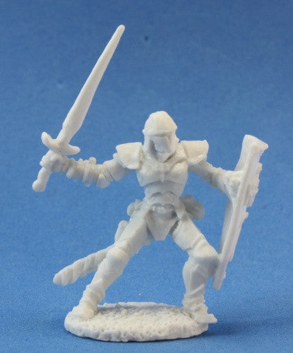 77023 - Barnabas, Human Warrior (Reaper Bones) :www.mightylancergames.co.uk