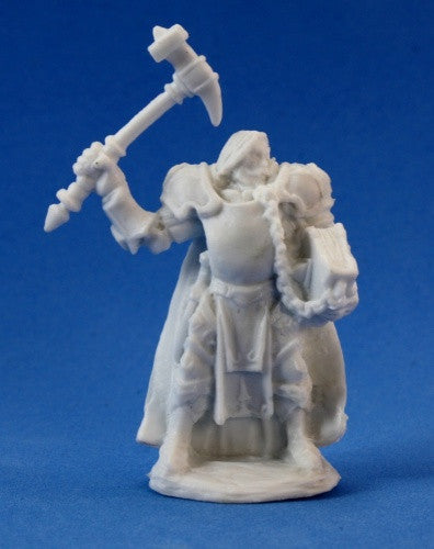 Reaper Bones 77089 - Halbarand Cleric: www.mightylancergames.co.uk