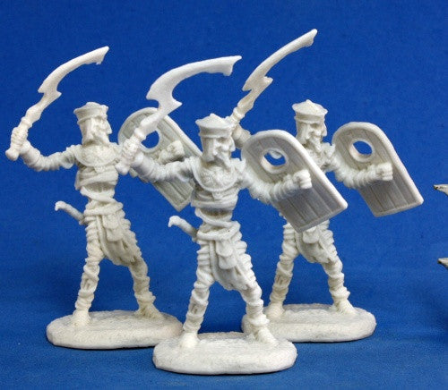 Reaper Bones - 77146 - Mummy Warrior: www.mightylancergames.co.uk