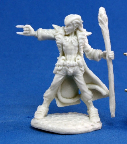 77149 - Damien, Hellborn Wizard (Reaper Bones) :www.mightylancergames.co.uk