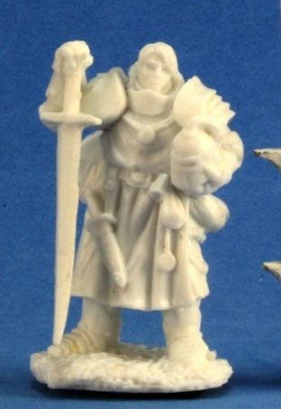 77197 - Erick, Paladin Initiate (Reaper Bones) :www.mightylancergames.co.uk