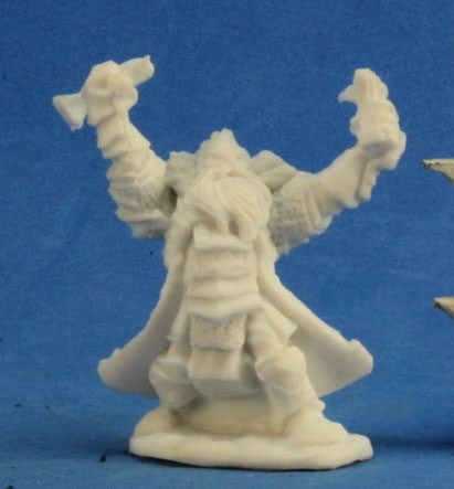 77213 - Thain Grimthorn, Dwarf Cleric (Reaper Bones) :www.mightylancergames.co.uk