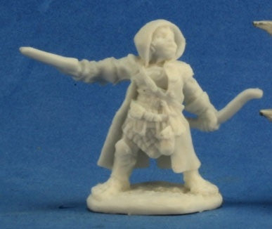 77218: Woody Stumpwimple, Halfling Ranger