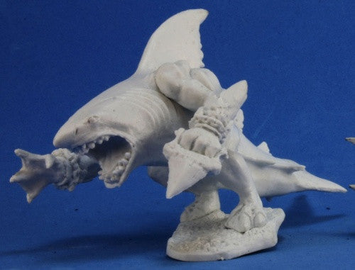 reaper miniatures sharkman