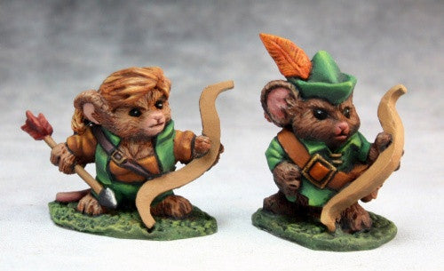 77289: Mousling Ranger and Yeoman