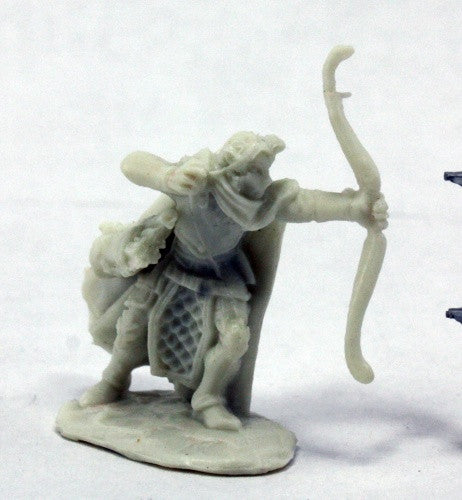 Reaper Bones - 77320 - Galadanoth, Elf Sniper: www.mightylancergames.co.uk