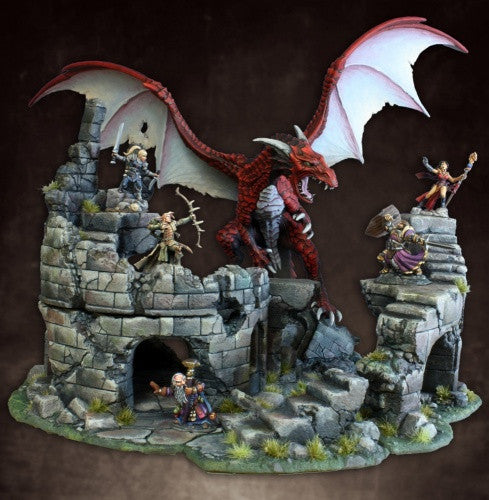 77381 - Dragons Don't Share - 2014 Edition Box Set (Reaper Bones) :www,mightylancergames.co.uk