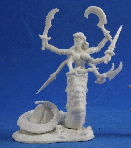 Reaper Bones 77393 - Marilith: www.mightylnacergames.co.uk