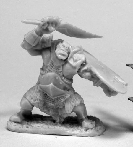 Reaper Miniatures Orc Slicer