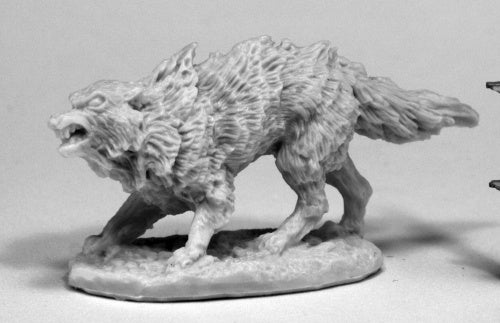 Reaper Miniatures 77437: Winter Wolf